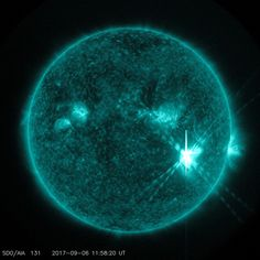 How the Strongest Solar Flare in a Decade Is Affecting Earth