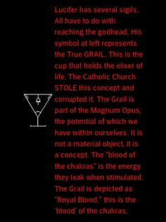 Satanic symbol -sigil