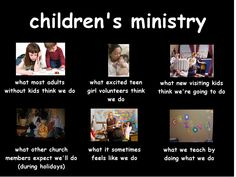 children's ministry meme | Childrens Ministry, a Moment of Reflection