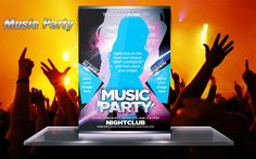 Sexy, Glamour, Exclusive and More Sensation Party..PSD FEATURE-4 × 6 with .25 bleed -300 DPI -CMYK -Quick and Easy to edit -Editable text layers -Fully Layered -With guidelines -Smart Object -Editable colors -Optimization can be up to more than 12 different design views    Photoshop PSD – $4.99  Finishing & Printed Lots Pricing Upon Request