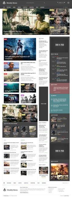 WeeklyNews is Premium full Responsive WordPress Magazine theme. Bootstrap Framework. Drag and Drop. Mega Menu. bbPress. http://www.responsivemiracle.com/cms/weeklynews-premium-responsive-newsmagazine-wordpress-theme/