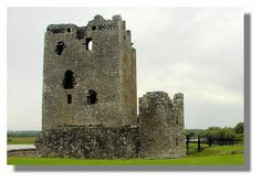 Threave Castle - Johnstone clan