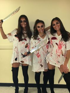 Halloween Make-up spülen # Halloween # Make-up # Purge Creepy Halloween Costumes, Halloween Outfits, Diy Halloween, Couple Halloween, Halloween Makeup, Halloween Tutorial, Pretty Halloween, Halloween Season, Halloween Skull