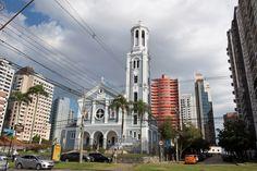 Santuário Santa Terezinha do Menino Jesus (Batel) - Curitiba