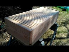 YouTube Langstroth Hive, Top Bar Hive, Bee Hive Plans, Bee Hives, Keep It Simple, Bee Keeping, How To Make Money, Make It Yourself, How To Plan