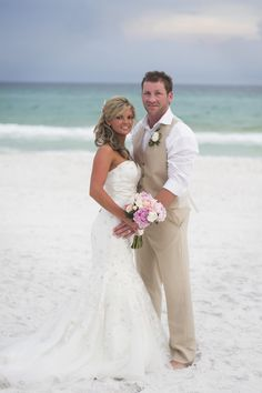 Beach Wedding - Destin, FL