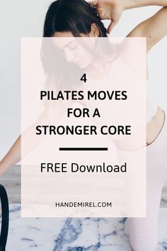 Pilates Core Routine: 4 Exercises You Should Do Today - How to Stay Motivated to Workout Lack Of Motivation, Positive Motivation, Fitness Motivation, Pilates Moves, Pilates Workout, Beginner Workout At Home, At Home Workouts, Start Quotes, Pilates Benefits