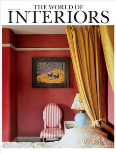 NEW ISSUE WORLD OF INTERIORS JUNE 2015 PRINT ARRIVED 11515