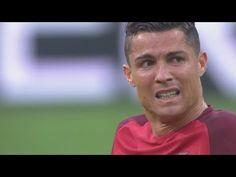 Cristiano Ronaldo injury vs France (EURO 2016) -  http://www.football5star.com/highlight/cristiano-ronaldo-injury-vs-france-euro-2016/78345/