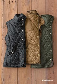 Light enough for spring and summer, the Year Round Field Vest is also a warm enough layer for the fall and winter. Snap closures at front, back kick vent, and pockets. Adjustable waist for flattering fit. Self-fabric overlays.