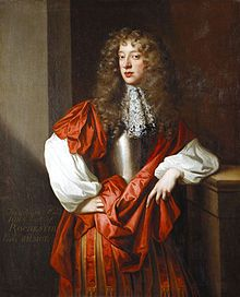John Wilmot, 2nd Earl of Rochester - Infamous in his lifetime as a libertine he kidnapped his wife to be, repeatedly sent from court for openly mocking the king in his poems and plays. He was meant to be good looking, witty and a raging alcoholic.