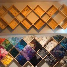 Room Organization, Organizing, Tools, Knitting, Crafts, Instruments, Manualidades, Tricot, Room Layouts