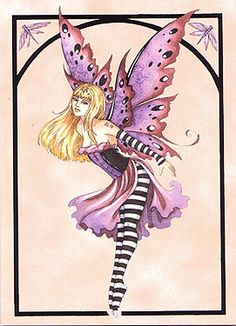 Thinking of doing my sailor venus tattoo on amy brown fairy style.this is a good contender :) Gothic Fantasy Art, Gothic Fairy, Troll, Amy Brown Fairies, Love Fairy, Fairy Style, Unicorn Fantasy, Book Flowers, Unicorns And Mermaids
