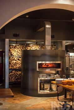 PHOTO BY D.L. ANDERSON - The heart of Pizzeria Toro