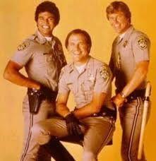 CHiPS (1977-1983) Ponch -  Sergeant Getraer - Jon