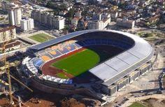 Estadio Citidad de Coimbra, Portugal
