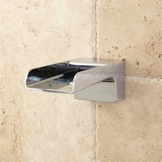 The Jaxson Waterfall Tub Spout delivers a beautiful sight as water cascades into your bathtub. The sleek design of this product allows it to complement a variety of fixtures in your space. Made of solid brass, the Jaxson is a durable addition to your bath Wall Faucet, Oil Rubbed Bronze, Solid Brass, Waterfall, Chrome, Bathtub, Beautiful, Design, Standing Bath