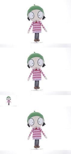Mixed Lots 158780: Sarah And Duck - Large 10 25Cm Sarah Plush -> BUY IT NOW ONLY: $56.97 on eBay!