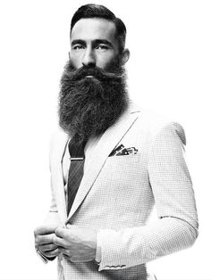 Want premium accessories at affordable prices? Looking for a shop where you get more for your money? Our mission at The Gentleman Shop is to give you quality, and along with it affordability. For the Modern Day Gentleman. Epic Beard, Full Beard, Great Beards, Awesome Beards, Moustaches, Hairy Men, Bearded Men, Beard Haircut, Red Beard