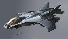XCOM Interceptor Concept by zombat