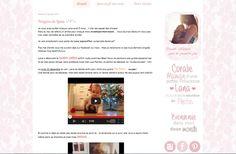 .. Mon doux Millésime - Design pour joli blog ..