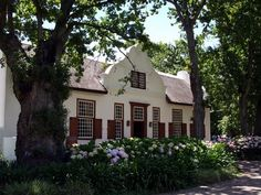 Blaauwklippen Winery - Stellenbosch South Africa Great Places, Places Ive Been, Provinces Of South Africa, South Afrika, South African Wine, Cape Dutch, Dutch House, Cape Town South Africa, The Gables