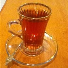 Kuwaiti Traditional Tea. Another Saffron recipe!