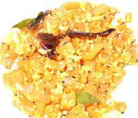 Carrot Bhaji