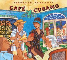 Putumayo Presents: Café Cubano ~ CD ~ Various Artists Mojito, Café Cubano, Vintage Cuba, Vintage Travel, Vintage Ads, Illustrator, Cuban Coffee, Cuban Cigars, Cuban Recipes