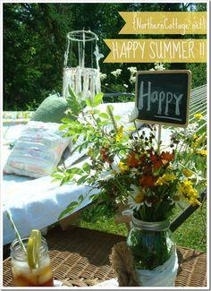 {NorthernCottage}: Sweet Summer Style - enjoy the SunShine!!