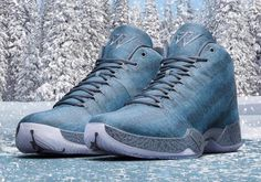 "Russell Westbrook's Air Jordan XX9 ""Frozen Moments"" PE For Christmas - SneakerNews.com"