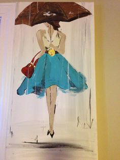 DIY Canvas Painting