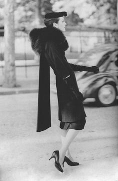 Model Anne St. Marie