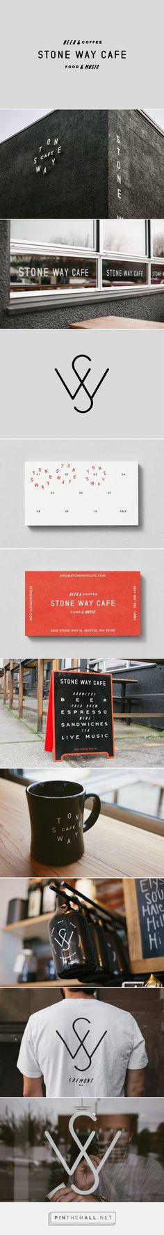 New Logo for Stone Way Cafe by Shore — BP&O... - a grouped images picture - Pin Them All