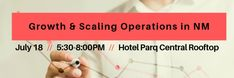 July Growth & Scaling Operations in NM CVF's 2019 @ Hotel Parq Central Rooftop Albuquerque, NM - July 2019 pm Starting A Company, July 18th, Lessons Learned, New Mexico, Rooftop, Rooftops