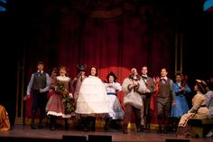 Why is there a dancing igloo? Who is holding a Union Jack wearing a parka? Is that a viking?  These questions and more answered  at Anne of Green Gables - The Musical TM