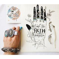 Raychponygold doodling in her favorite gypsy warrior gypsyjewels~