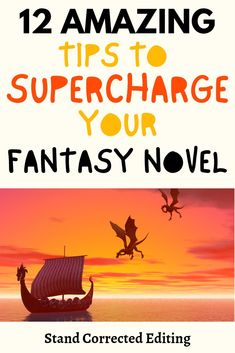 Are you so passionate about the fantasy genre that you want to write a fantasy novel? Amazing! I'd love to read it some day! But to make a success of your fantasy book, it needs to be well-written and gripping...so, check out these 12 amazing tips that will help you to supercharge your fantasy novel! #fantasywritingtipsmagic #fantasywritingadvice #howtostartwritingafantasybook #tipsforwritingafantasybook Creative Writing Tips, Book Writing Tips, Writing Fantasy, Fantasy Books, Authors, Writers, Writing Courses, You Are The World, Worlds Of Fun