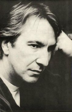 Alan Rickman- true he's Snape but he is still wonderful