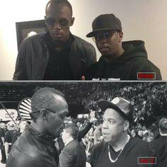 Usain Bolt & Jay Z