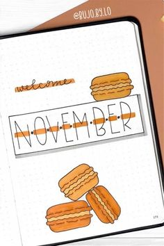best all ORANGE themed bullet journal layouts and trackers for inspiration to change up your theme with! Bullet Journal Mood Tracker Ideas, Bullet Journal Paper, Bullet Journal Month, Creating A Bullet Journal, Bullet Journal Cover Ideas, Bullet Journal Lettering Ideas, Bullet Journal Notebook, Bullet Journal Aesthetic, Bullet Journal School