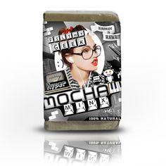 Hyper Mocha Minx - Filthy Geek Soap