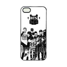 Bangtan Boys BTS Cover Case for Samsung A3 A5 A7 J1 J5 J7 2016 E5 E7 Core Prime Grand Prime Grand Neo Alpha