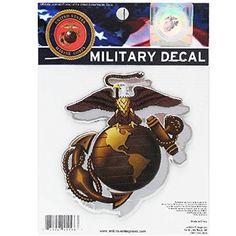 Jenkins Enterprises United States Marine Corps Keychain//Badge Holder Lanyard