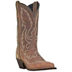 Laredo Women's Saucy Western Boots - weddin' shoos