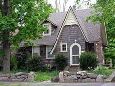 talladega tudor revival cottage