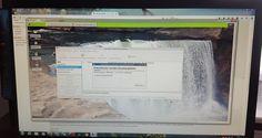 Ein Remotezugriff von einem Windows Rechner zu einem debian 8 Server, zwecks Administration. Hier eine Paketaktualisierung.