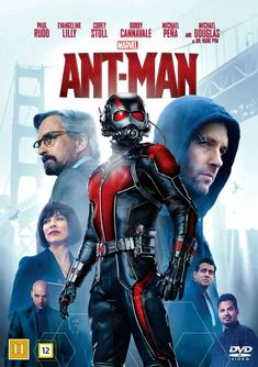 The next evolution of the Marvel Cinematic Universe harnesses the tiniest but mightiest force known to man and introduces the newest member of The Avengers: Marvel's Ant-Man. Paul Rudd, Evangeline Lilly, Ant Man Dvd, Ant Man Suit, Ant Man 2015, John Slattery, Film Story, Scott Lang, Adventure Movies