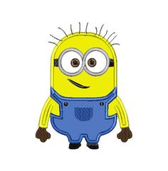 Hey, I found this really awesome Etsy listing at https://www.etsy.com/listing/225280287/buy3get1-free-machine-embroidery-minion