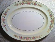 Vintage china pattern, Duchess by Paden City Pottery - lovely! - Southern Vintage Table